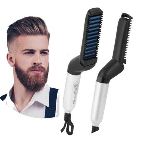 Plancha de barba hombre